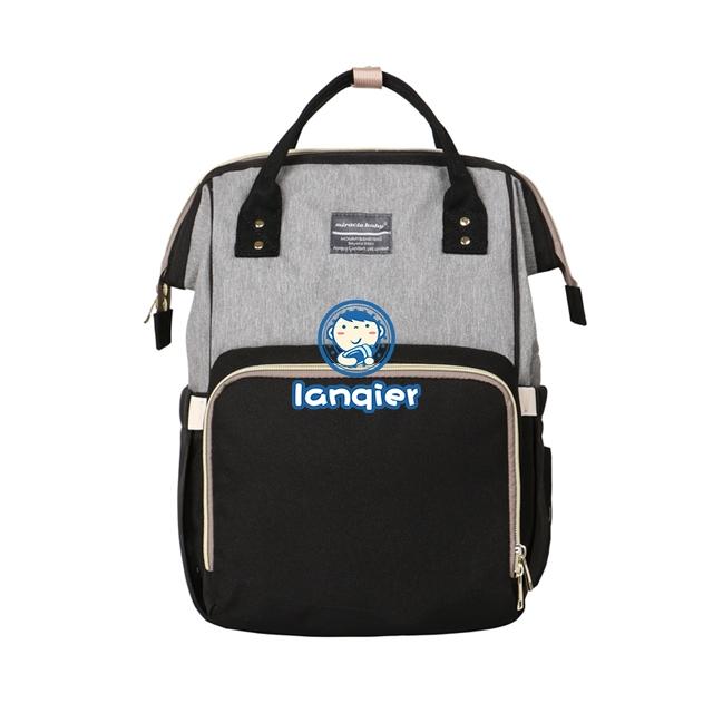 Waterproof Large Capacity Travel Backpack
